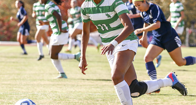 Soccer's season ends in C-USA championship