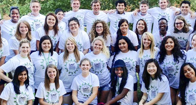 Volunteers take part in community service season