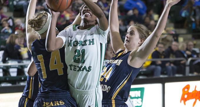 Brief: women's basketball loses second straight