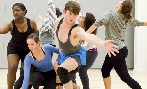 Student choreographers to showcase own works