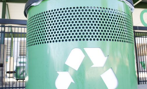 Recycling problem at Apogee sees increase
