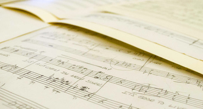 Historic jazz music collection donated to UNT