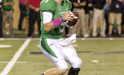 Junior quarterback has mentality for starting job