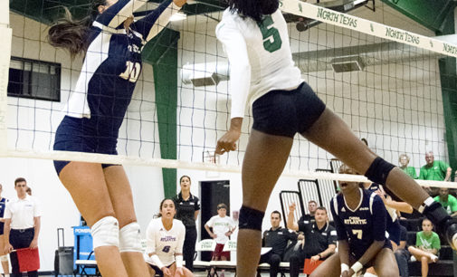 Volleyball tries to get best seed for tournament
