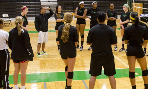 Volleyball head coach looks to take team to title
