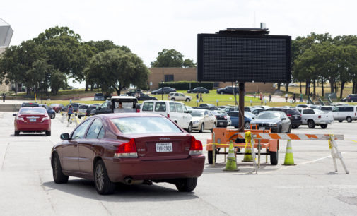 Great news: UNT adds more parking spaces