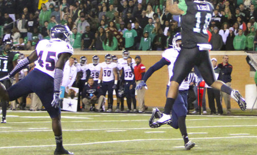 Five observations from the Mean Green's win over FAU