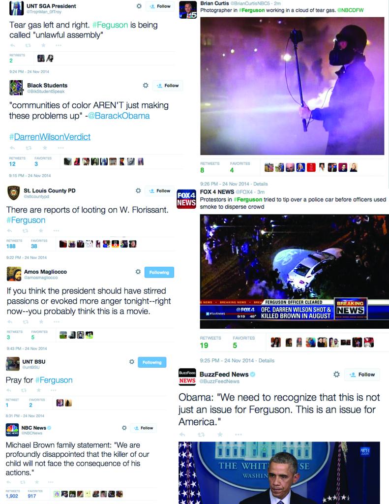 FergusonTwitterCollage