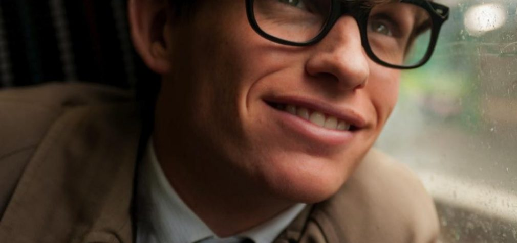 Interview: Eddie Redmayne portays Stephen Hawking and shares his 'Theory of Everything'