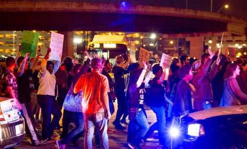 Peaceful weekend protests continue in Dallas