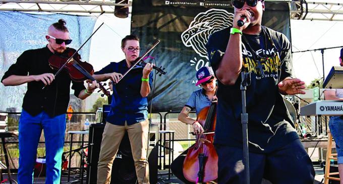 Festival-filled year in Denton