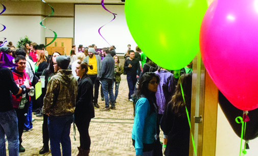 UPC starts semester with Welcome Back Bash