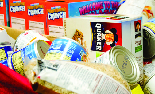 UNT Fights Food Insecurity