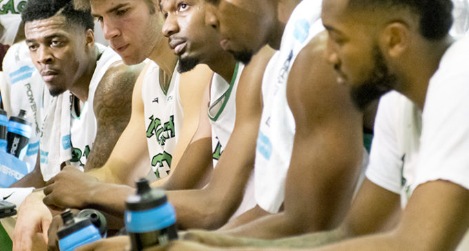 Men's basketball looks to improve consistency