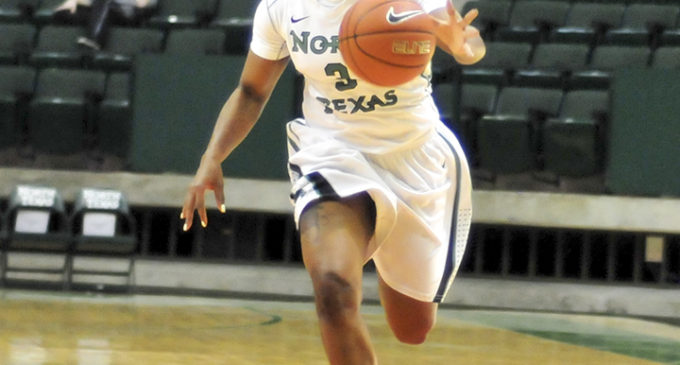 Briesha Wynn leads women's basketball team