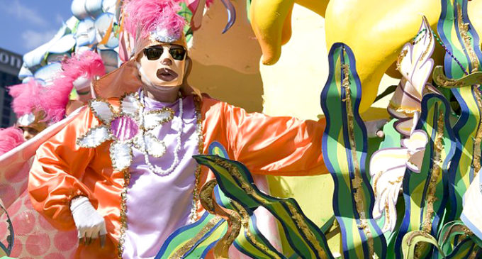 The history and evolution of Mardi Gras