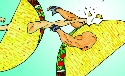 Taco tussle: Fuzzy's vs. Rusty for best chain