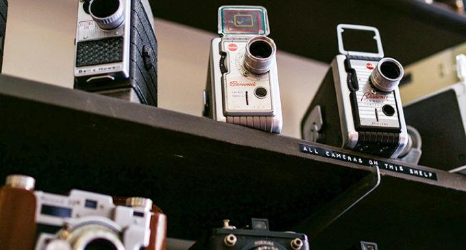 Local camera shop frames past and present