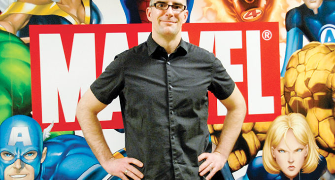 Rosemann directs fun in comics and video games