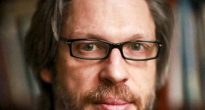 Spotlight: Poetic professor Corey Marks