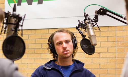 New radio program showcases student talent