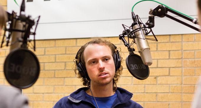 New radio program showcases student talent