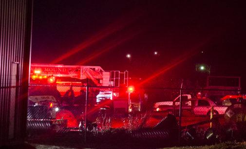 Plane crashes near Argyle in Denton County