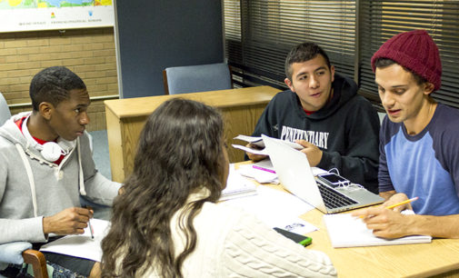 Tutors help students talk the talk in foreign language