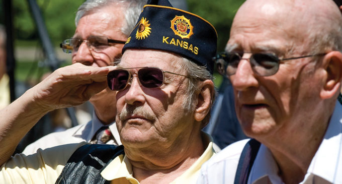 Two veterans, two stories
