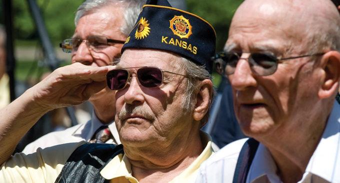 Student veteran campaigns for memorial