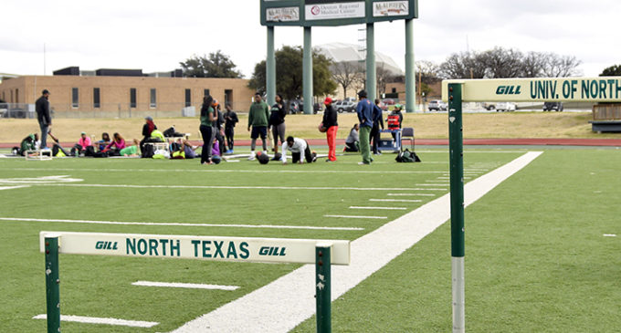 Track and Field notches six podium finishes at UTA Invitational