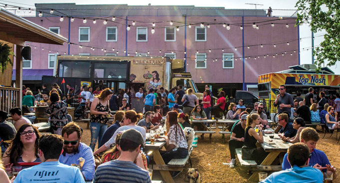 Thousands join for feast at Food Truck Fest