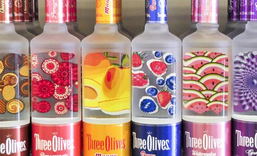 Denton's first liquor store prospers