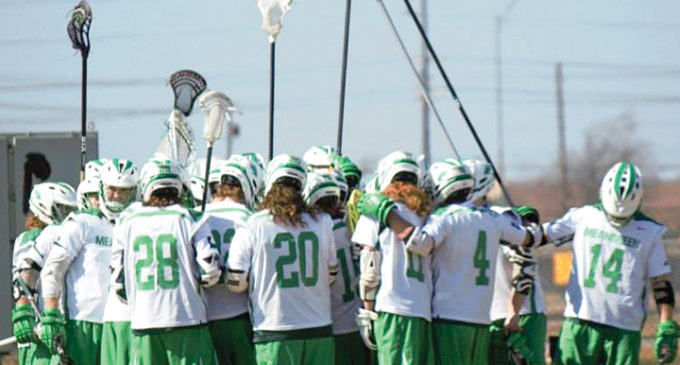 Club lacrosse looks to bounce back next year