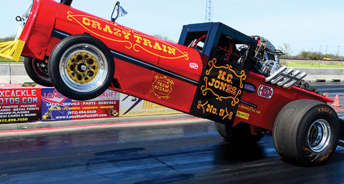 Dragway races to forefront of  local entertainment