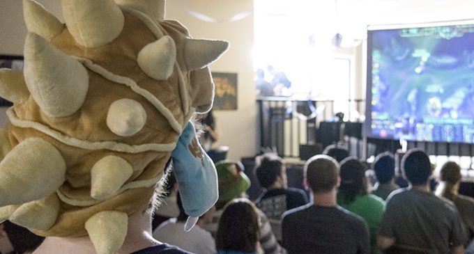 Geek Lounge brings gaming competition to town