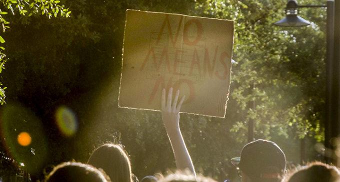 UNT speaks out against sexual assault