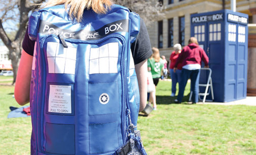 Day of the Doctor transforms downtown