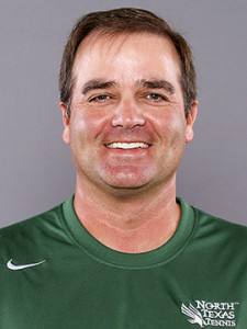 North Texas Mean Green 2014/2015 Tennis