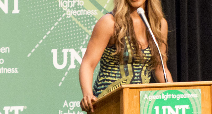 Laverne Cox shares personal story, insight and advocacy