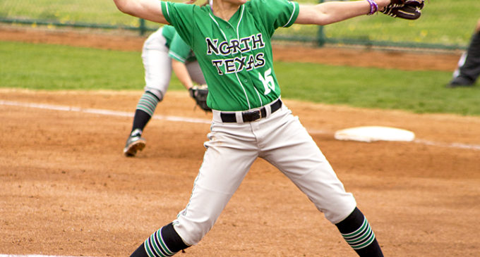 Softball pitching staff looking for consistency