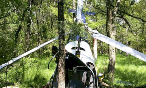 FAA investigating Denton County helicopter crash