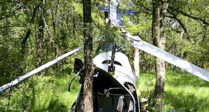 FAA investigating Denton County helicopter crash