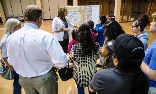 Denton plans electric hub in neighborhood, remove houses
