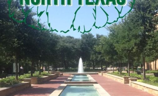 UNT has a new geofilter for Snapchat