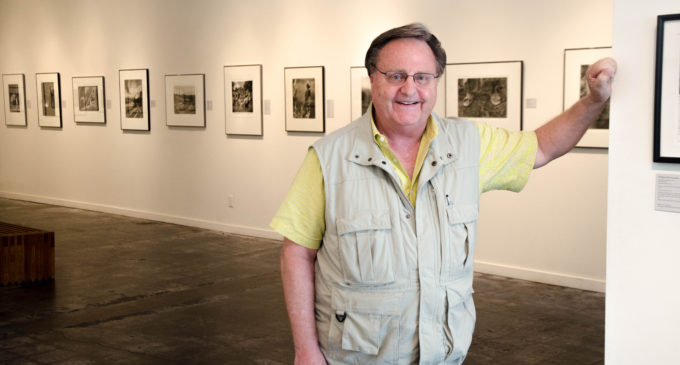 Mayborn photographer displays family work at UNT on the Square