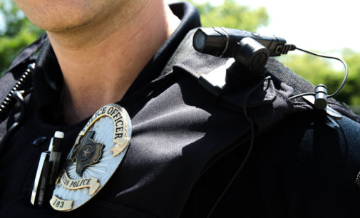 Denton police adjust to body cameras