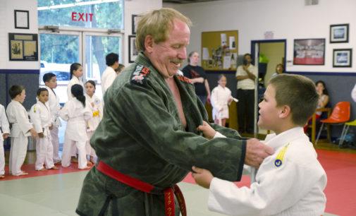 Woodson family shares judo history