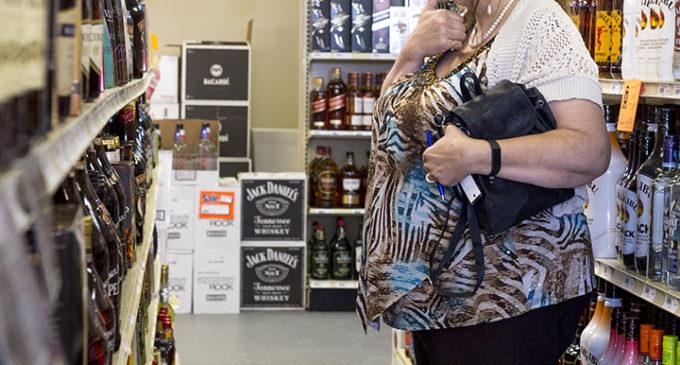 Drunk history: liquor enters the wet city
