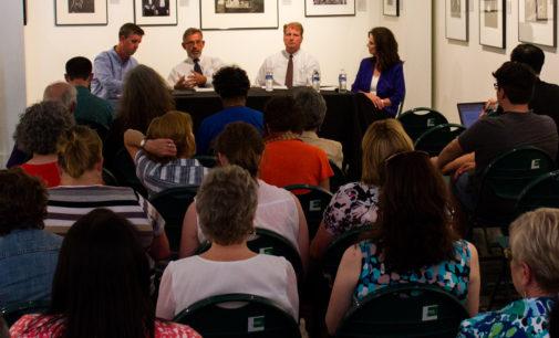 Denton leaders discuss internship opportunities